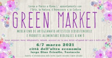 Green Market Festival Citta' Dell' Altra Economia