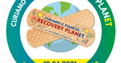 RECOVERY PLAN? NO, RECOVERY PLANET! 41°56'21.5″N 12°24'56.2″E