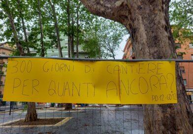 A Piazza Scotti (non) é solo questione di tempo…