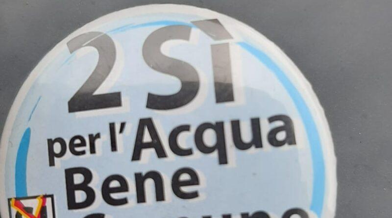 ll referendum sull'acqua pubblica compie 10 anni ma non c'è niente da festeggiare