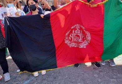 """""""Zindabad Afghanistan : l'Afghanistan deve vivere!"""""""