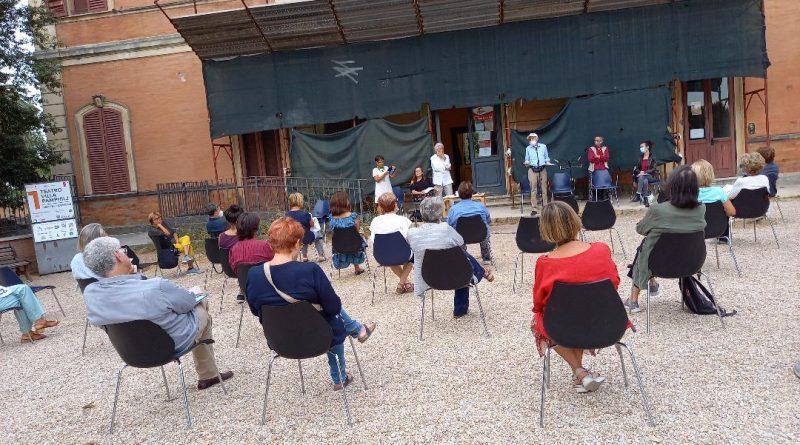 Le magnifiche presenze del Villino Corsini