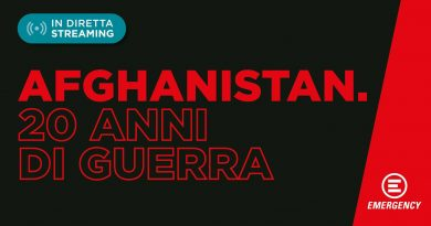 """""""Afghanistan. 20 anni di guerra"""" Facebook Live"""